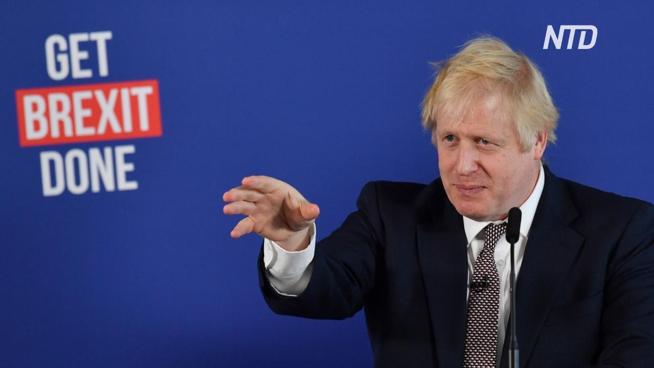 Консерваторы Великобритании могут получить больше всего кресел в парламенте с 1987 года