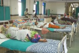 В Индии у пациента удалили почку весом 7,5 кг