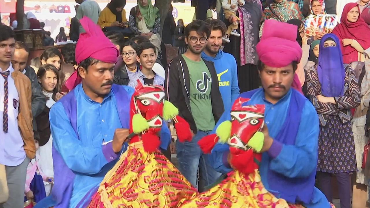 Фестиваль «Лок Мела» в Пакистане помогает сохранить традиционную культуру