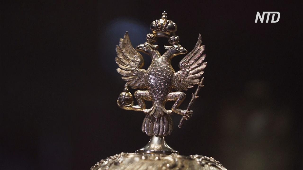 Изделия Фаберже и русских ювелиров представили на выставке в Москве