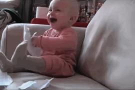 90 000 000 просмотров: малыш просто смеётся