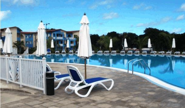 Отель Azul Aparthotel 2* в Хардинес-Дель-Рей
