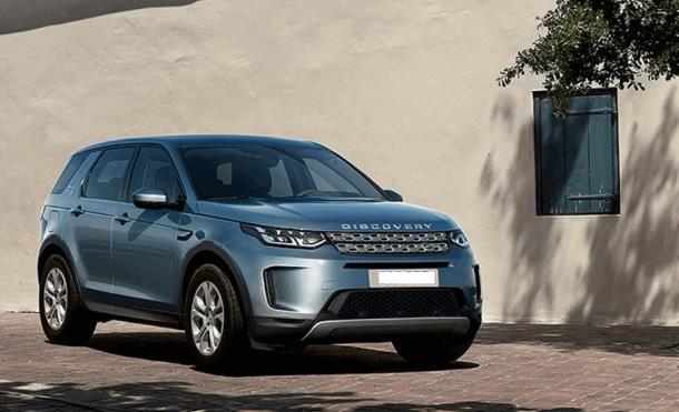 Новый Land Rover – в Юг-Авто
