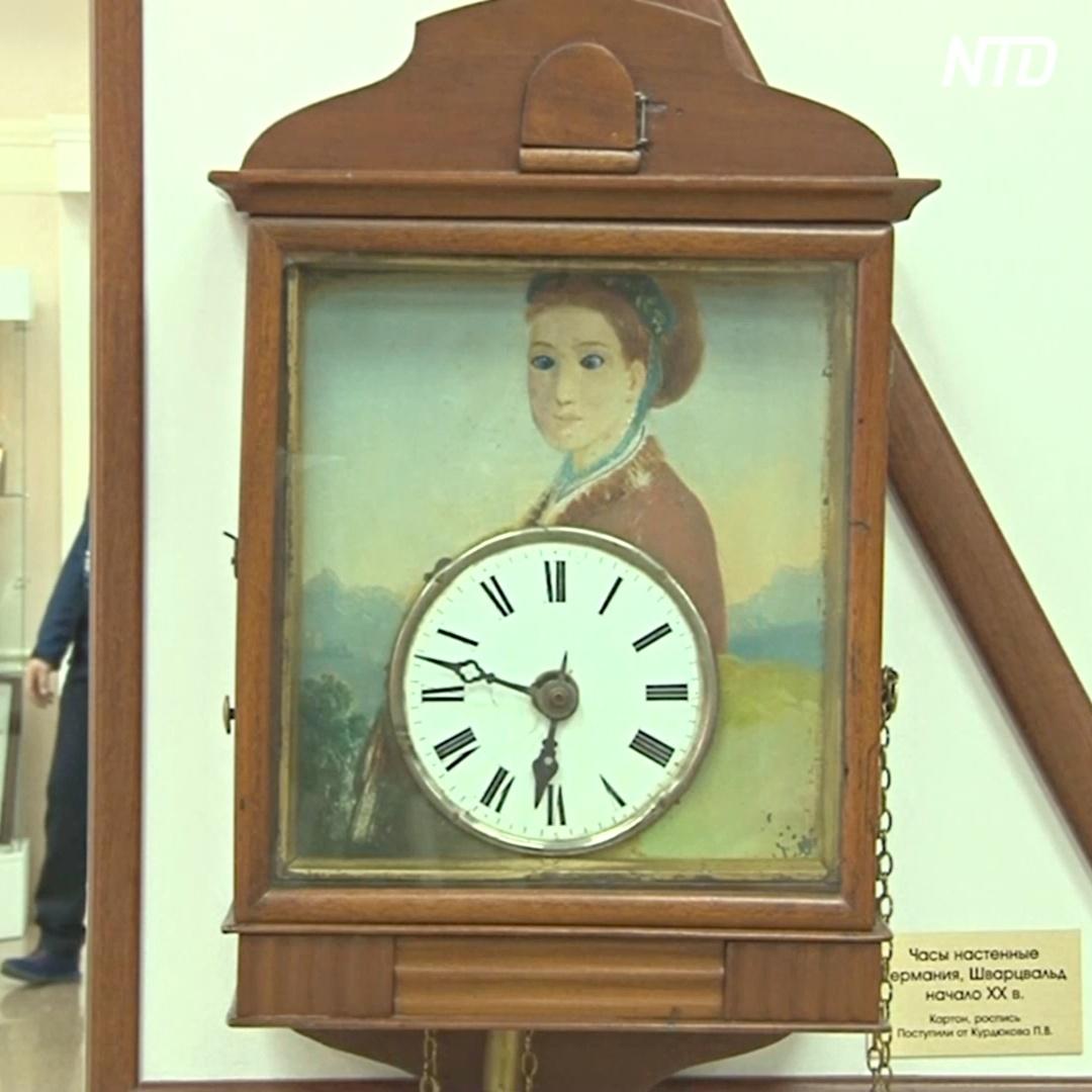 2000 часов: музей, где ни минуты не побудешь в тишине
