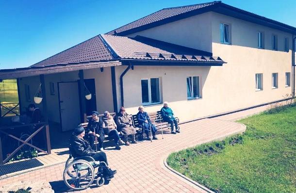 Выход есть – частный пансионат для пожилых