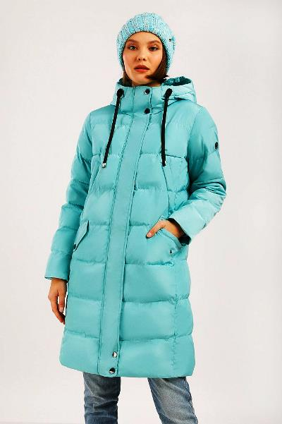 Пальто женское W19-11029F
