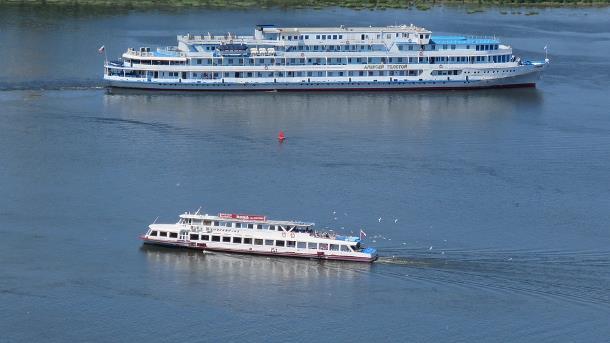 Волга. Речные путешествия