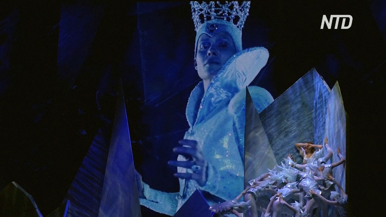 Костюмы для нового балета «Снежная королева» придумала сама королева Дании