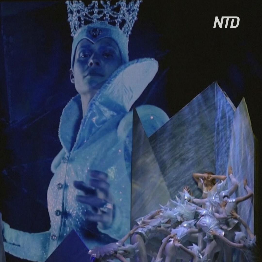 Костюмы для «Снежной королевы» придумала сама королева Дании