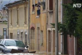 На юге Франции снова наводнения: погибших шестеро
