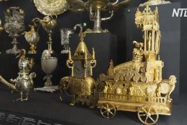 «Пётр I – коллекционер»: выставка в Музеях Московского Кремля