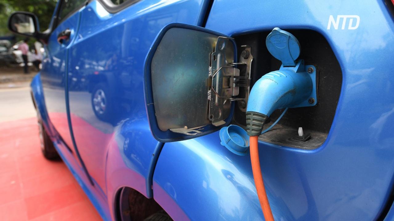 Семи странам ЕС разрешили субсидировать производство литий-ионных батарей