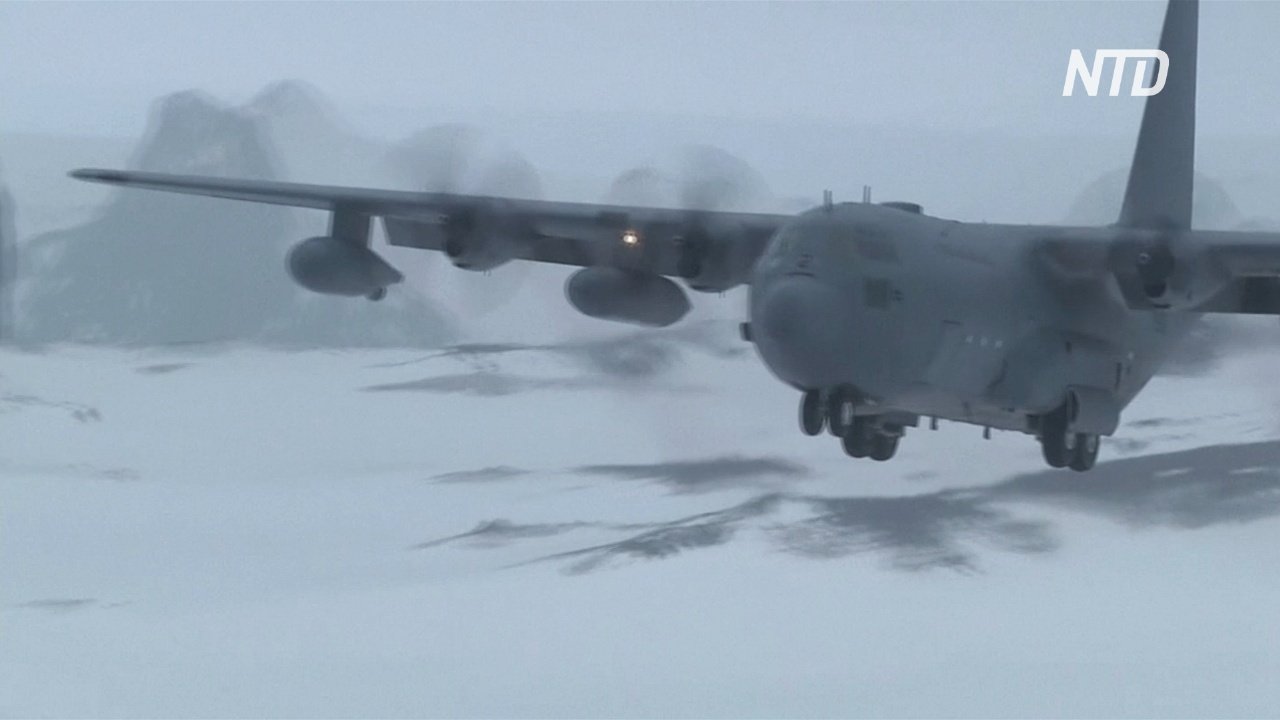 Самолёт ВВС Чили упал по пути в Антарктику, на борту было 38 человек
