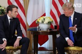 Саммит НАТО: Дональд Трамп раскритиковал европейских союзников