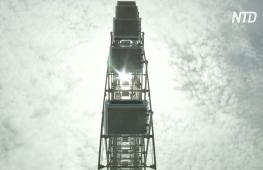 88-метровое колесо обозрения – новая достопримечательность Рио-де-Жанейро