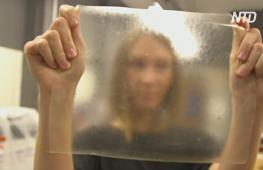 Британка создала альтернативу пластику из рыбных отходов