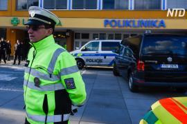 Стрельба в чешской поликлинике: шестеро погибших, нападавший застрелился