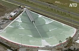Суперсовременный бассейн с волнами для сёрфинга откроется в Австралии