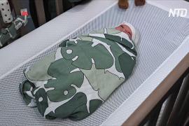 Выставка стартапов в Берлине: самокачающиеся кроватки и палки для ходьбы с датчиками
