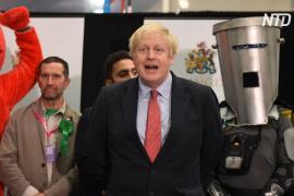 Борис Джонсон получил мощный мандат на проведение «брексита»