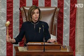 Впервые в истории США импичмент стал желанием лишь одной партии