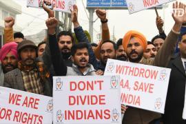 Гражданство для всех, кроме мусульман: в Индии продолжаются протесты