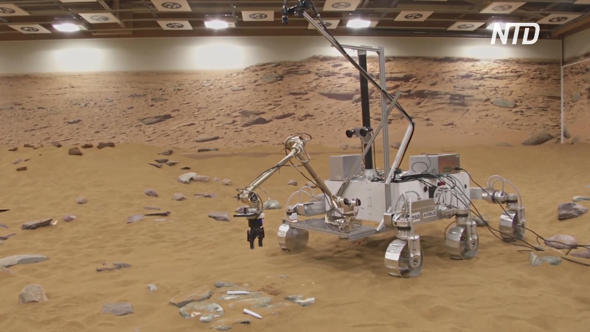 Заполучить образцы с Марса: Airbus разрабатывает новую технологию