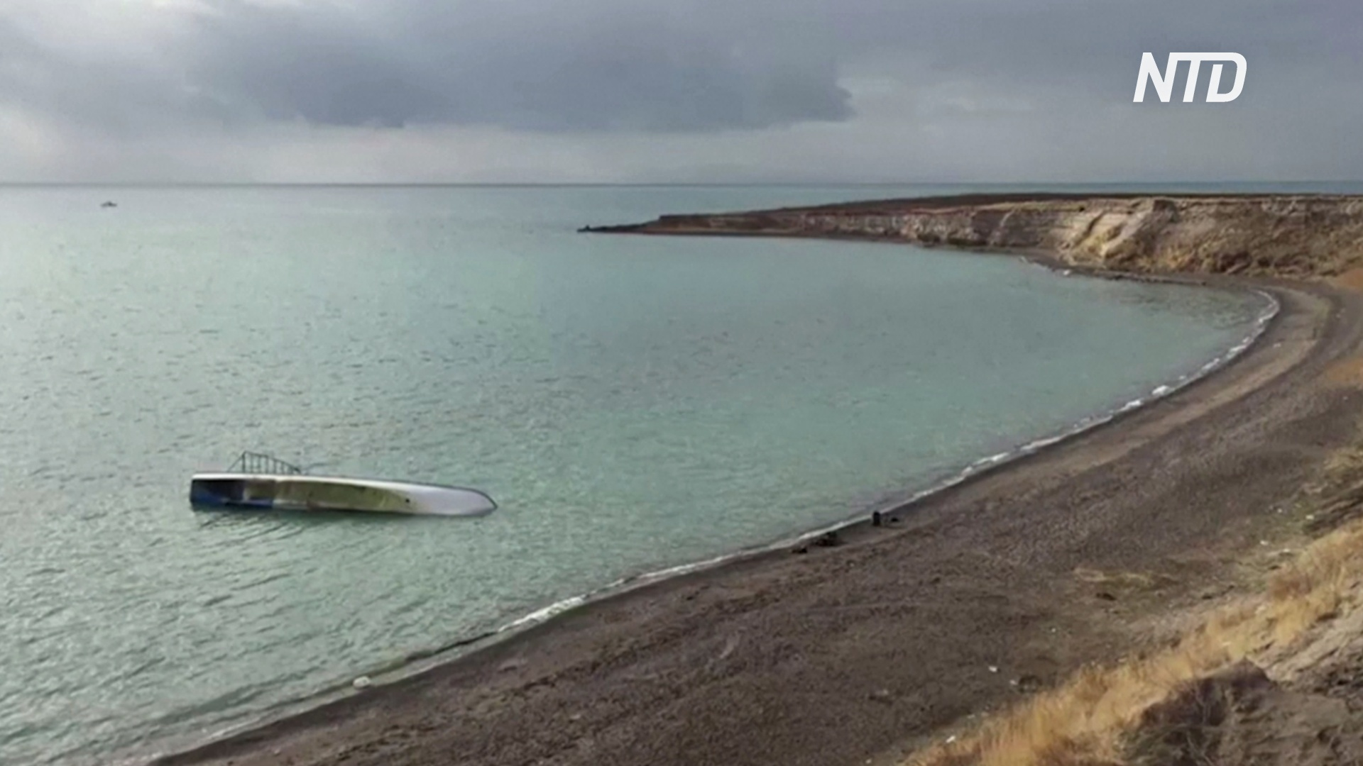 В Турции затонула лодка с мигрантами: семеро погибших