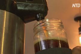 Кафе Калифорнии отказываются от одноразовых стаканчиков
