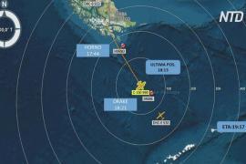 В месте крушения чилийского военного самолёта нашли тела людей