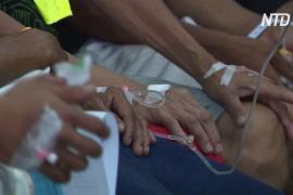 На Филиппинах отравились вином: 11 погибших, сотни госпитализированных