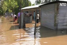 От наводнения на западе Кении пострадало более 6000 семей