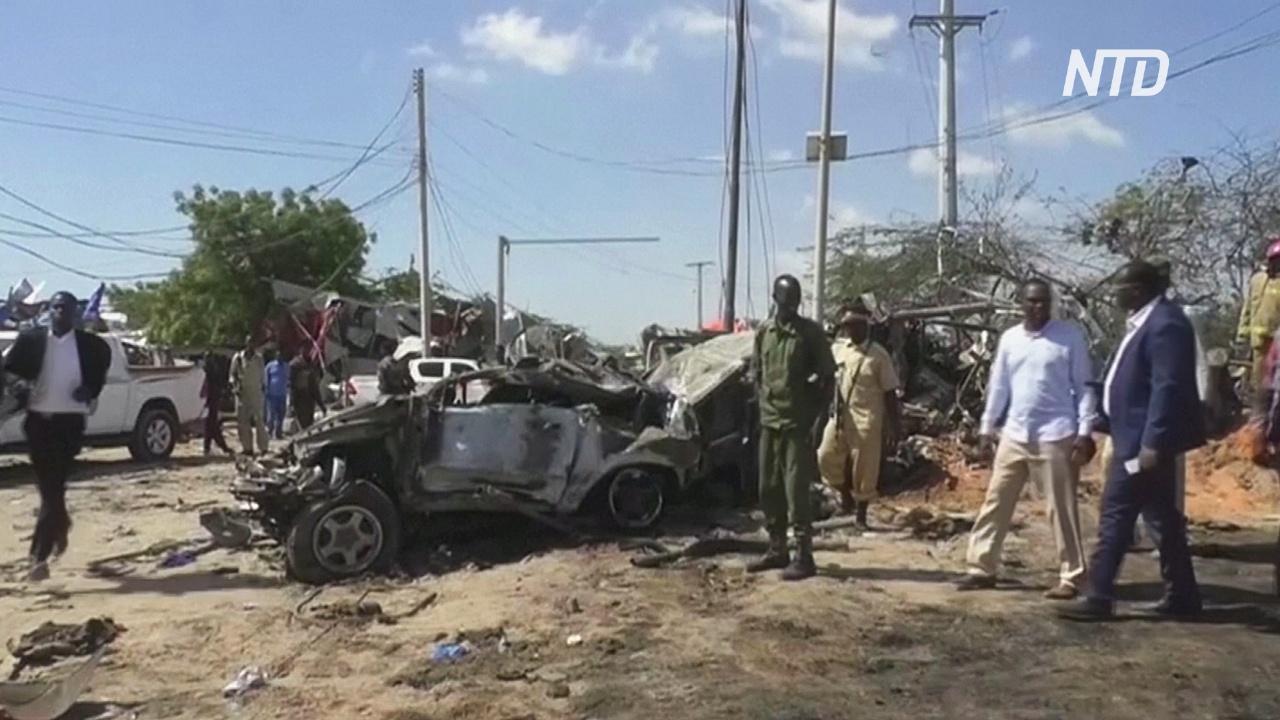 Взрыв грузовика с бомбами в Могадишо: более 90 погибших, 125 раненых