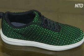 В Индии выпускают биоразлагаемую обувь, чтобы защитить природу