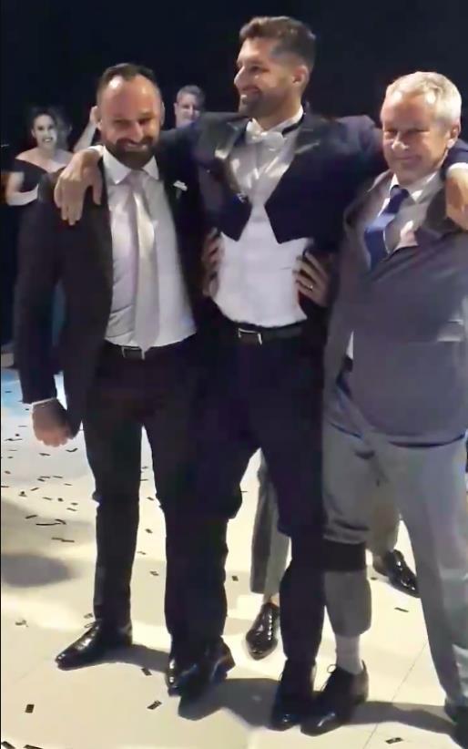 2019 12 07 084939 - Парализованному жениху помогли станцевать с невестой. Трогательное видео