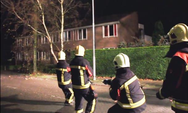 Почему пожарные хохотали во время работы