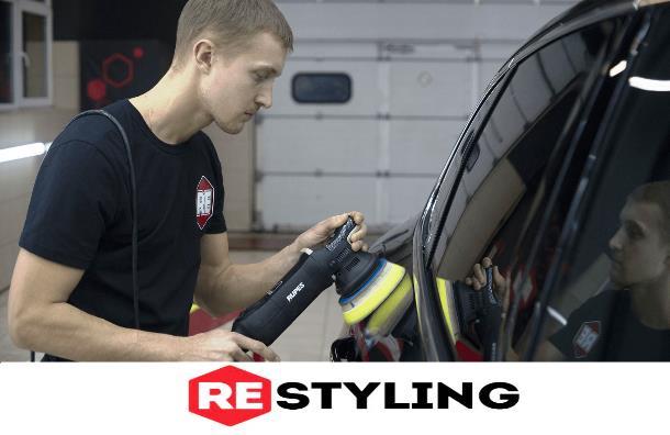 Детейлинг – восстановление полировки авто – доверьте профессионалам