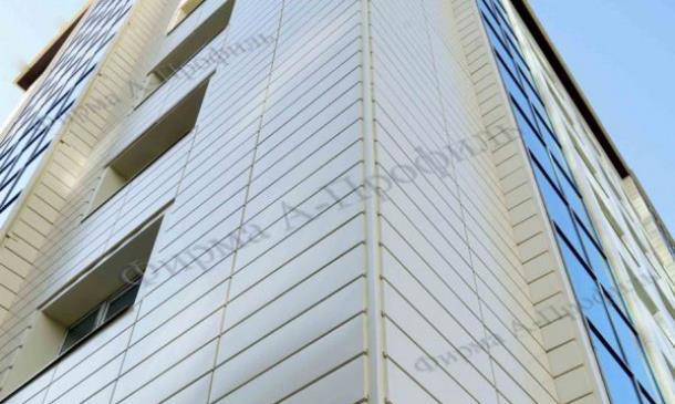 С линеарными панелями фасад преображается