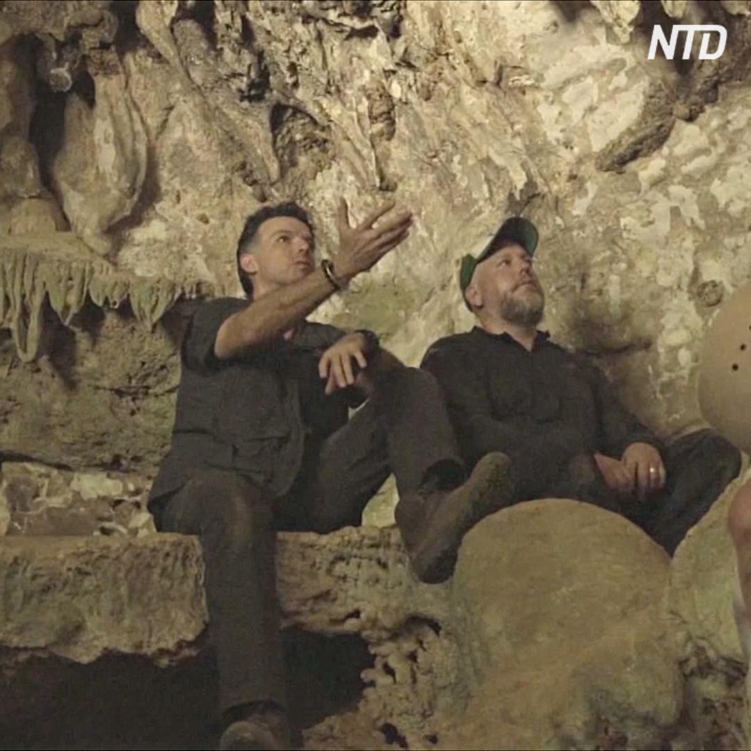 Рисунки возрастом 44 тыс. лет: археологов поразило мастерство древних людей