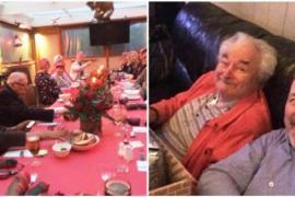Традиция в английском пабе: «Не будь один на Рождество»