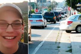 Подросток выпрыгнул из грузовика, чтобы помочь водителю