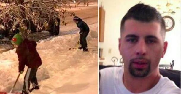 Дети помогли незнакомцу и удивили отца
