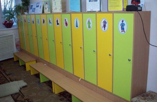Правильно выбираем мебель для детского сада