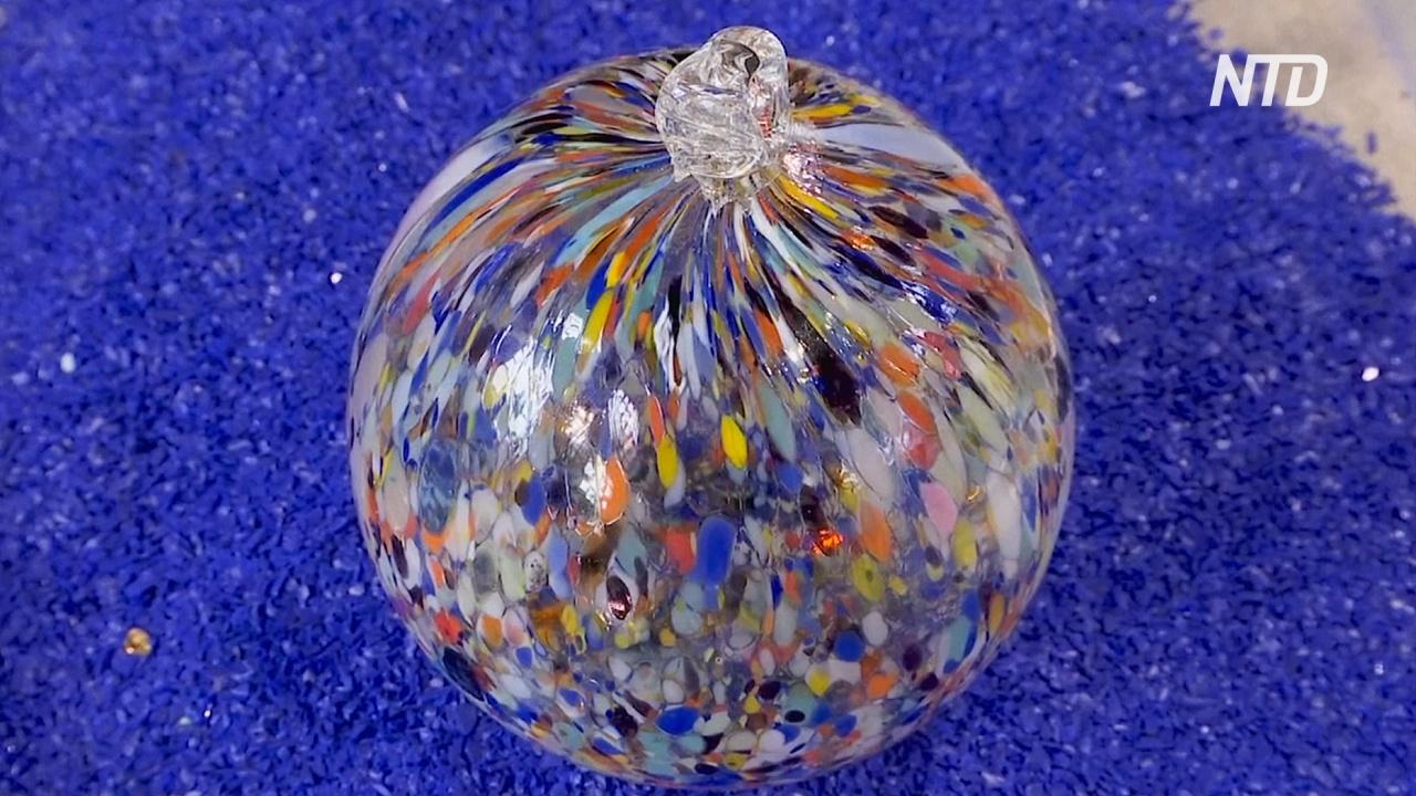 Традиция изготовления муранского стекла переживает возрождение