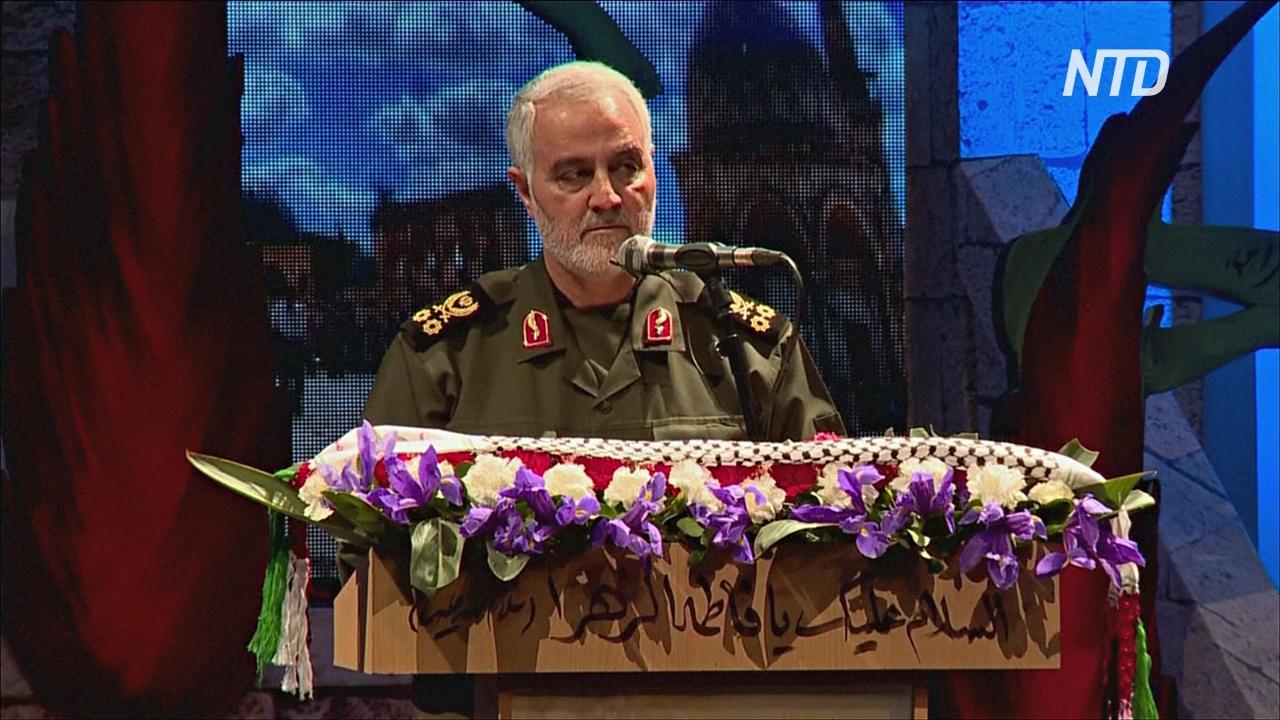 Пентагон объявил об уничтожении генерала иранского спецназа Касема Сулеймани