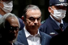Ливану поступил от Интерпола запрос на арест экс-главы Nissan