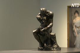 «Мыслителя» Родена временно выставили в Лувре Абу-Даби