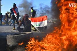 В Ираке вспыхнули стычки на фоне напряжённости с США