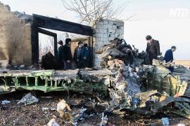 Самолёт МАУ разбился недалеко от аэропорта Тегерана