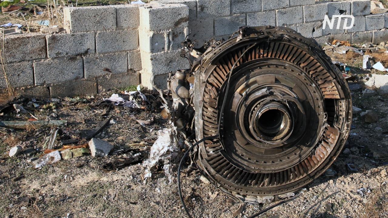 США, Канада и Австралия: украинский самолёт сбила иранская ракета